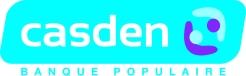 LogoCasden signature bleue