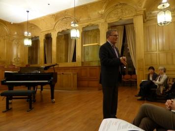 Monsieur Benoît Rault, Premier Président de la Cour d'appel de Nancy