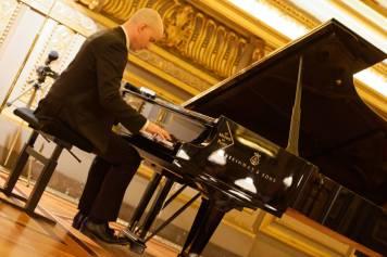 Seconde partie du concert avec les Tableaux d'une exposition de M.Moussorgski...