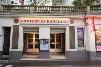 Le thêatre est situé dans le 16ème arrondissement de Paris...