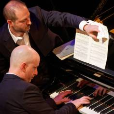 interprète Brahms...