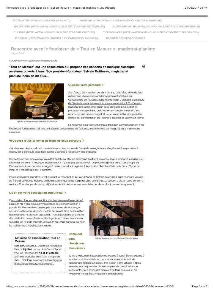 Rencontre avec le fondateur de «Tout en Mesure», magistrat-pianiste » VousNousIls-page-001