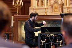 qui a interprété des pièces de Chopin.