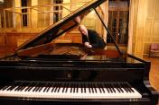 Le piano de concert....