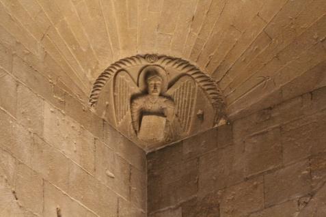 La cathédrale de Vaison...
